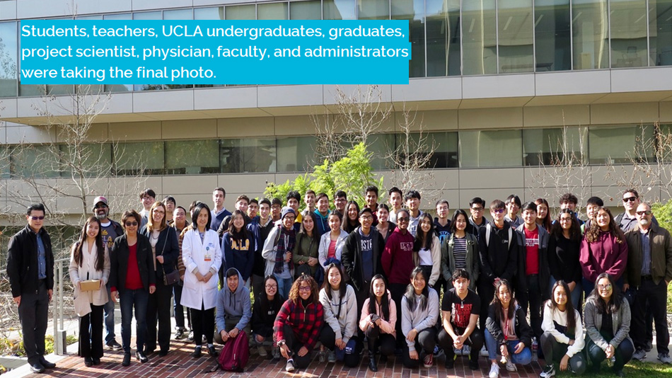 UCLA Outreach for STEM PROGRAM, Tzung Hsiai Lab